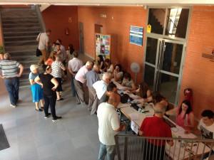 Asamblea Cooperativa Eléctrica Albatera 1