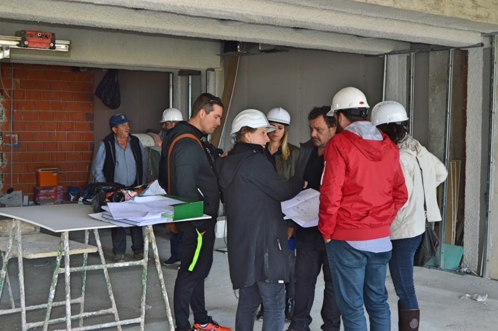 Cooperativa Electrica Albatera Obras Sede