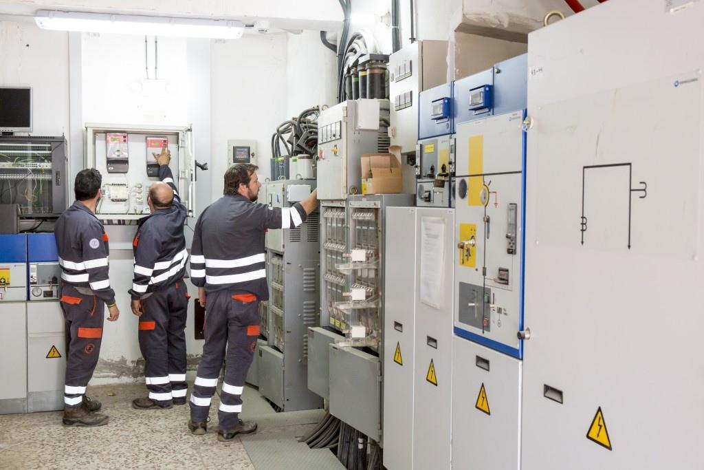 transformador cooperativa electrica albatera